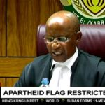 South Africa's Old Apartheid Flag To Be Banned