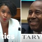 """Rep. Ayanna Pressley And Ben Carson's Passive Aggression, """"Reclaim My Time"""""""